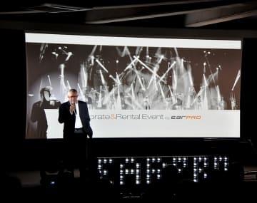 Corporate & Rental Event by Earpro: el evento que mostró la Solución Global Audiovisual