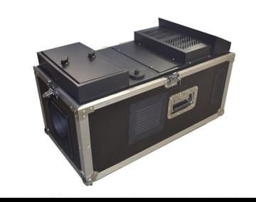 máquina de humo bajo con agua del grifo, LSM-2000