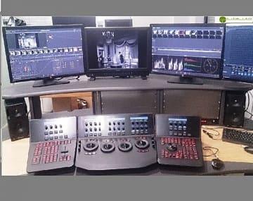 SDI y Trigital instalan la nueva infraestructura de digitalización, restauración y catalogación 4K de Cherry Towers