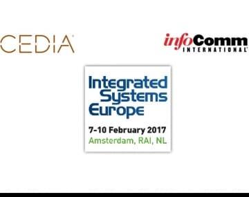 INFOCOMM y CEDIA presentan una conferencia sobre CIBERSEGURIDAD en ISE 2017