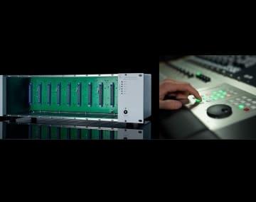 Rupert Neve Designs presenta el R10 Ten Space 500 Series Rack y el Controlador Master MC5