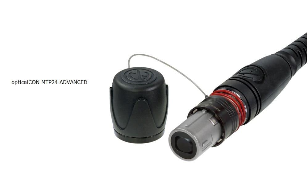 OPTICALCON MTP24, nuevo sistema de conexionado de NEUTRIK