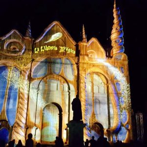 PowerAV proveedor audiovisual en el Antequera Light Fest