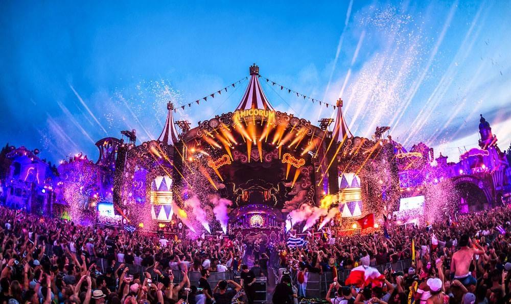 MA Lighting con Tomorrowland 2017 conecta en Streaming a los cinco continentes
