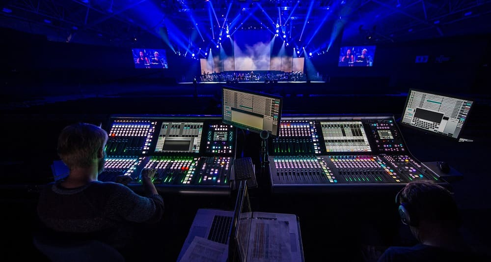 SSL Live de gira por España liderando los conciertos