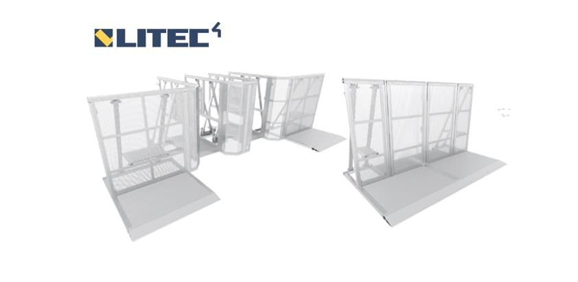 barreras divisorias LITEC