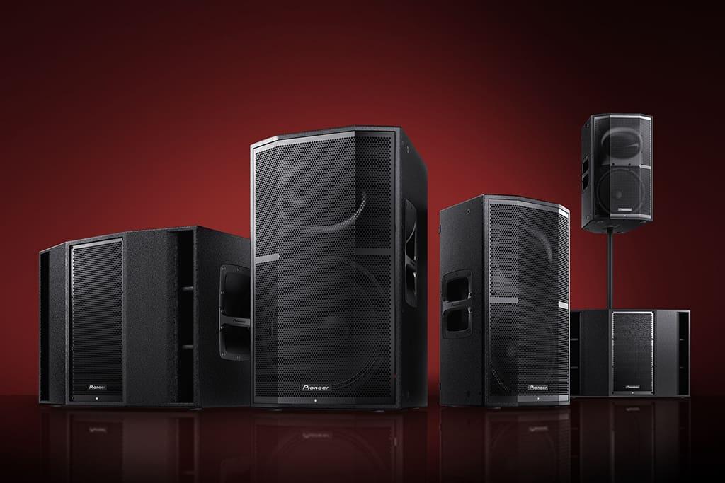 Pioneer Pro Audio añade dos nuevos altavoces activos a la serie XPRS