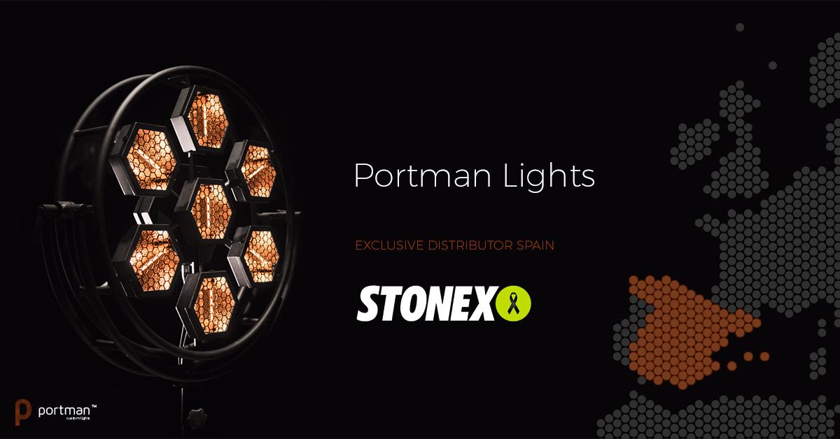 Portman Custom Lights, Stonex adquiere la distribución para España