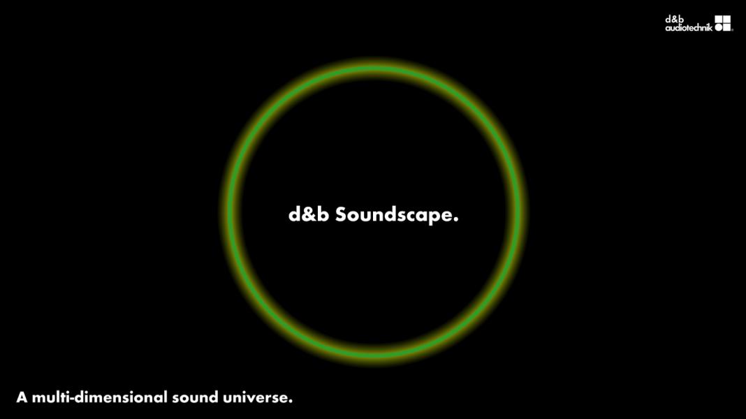 soundscape sonido audio DBaudio