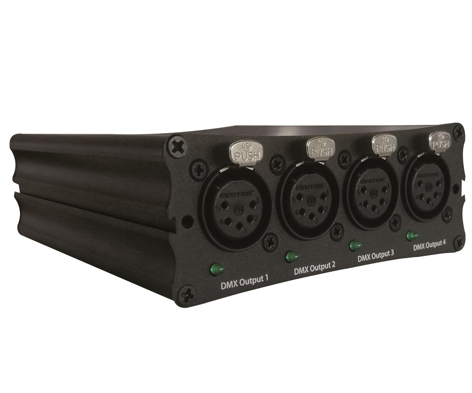 Work Pro amplía la serie de consolas de iluminación profesional LightShark