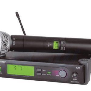 Comprar equipo de sonido profesional y microfonía inalámbrica para orquesta