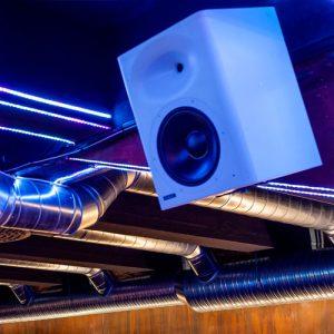 equipos de sonido profesional genelec S360