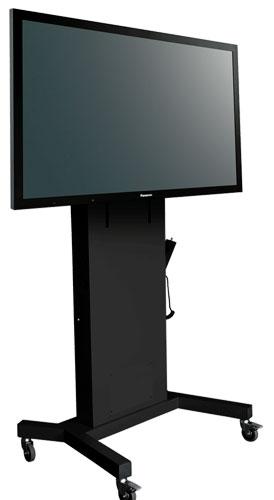 soporte motorizado para displays