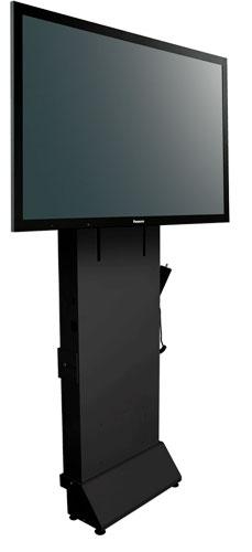 soporte motorizado para display