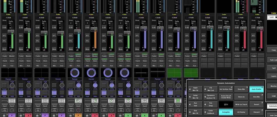Software de automatizacion-dinamica-de-SSL-para-la-mesa de broadcastSystem T