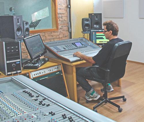 estudios de grabación de sonido ESTUDIO PM