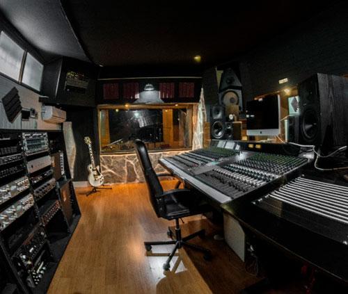 estudios de grabación de sonido kMC