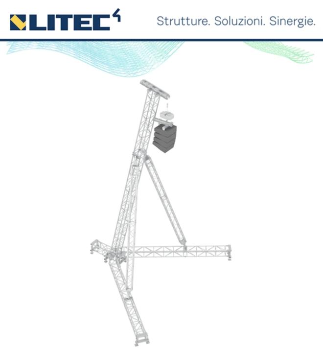 Nueva torre elevadora de LITEC FLYINTOWER vuela alto y seguro ...