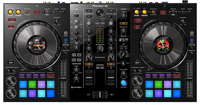 controlador DDJ-800 para rekordbox dj de Pioneer DJ