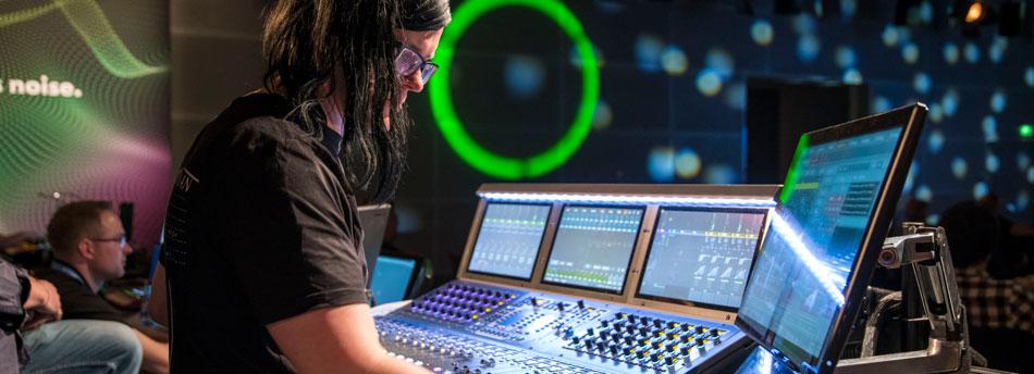 d&b sistema Soundscape