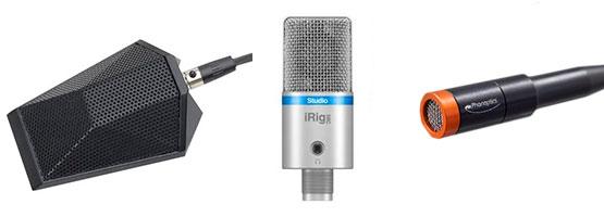 micrófono profesional