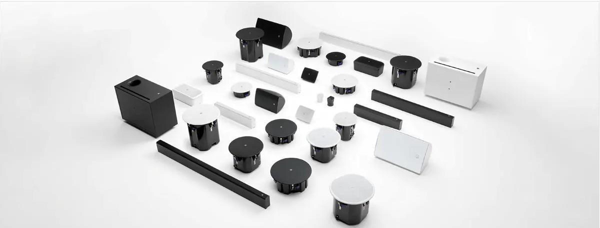 Altavoces de techo VX de Yamaha, novedad en InfoComm 2019