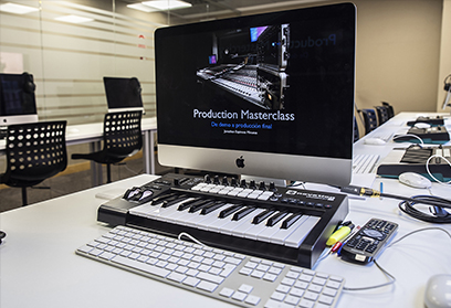 escuela de tecnología musical