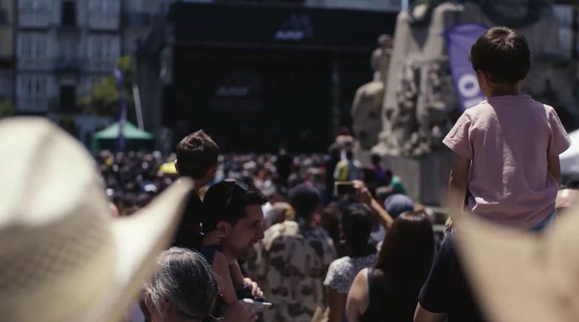 Equipos de sonido profesional Adamson Azkena Rock Festival 2019