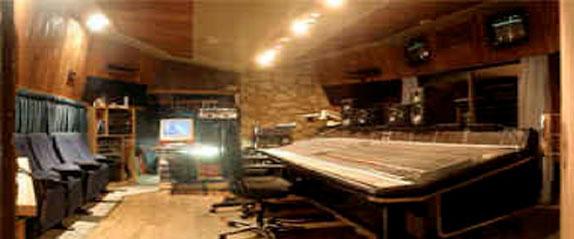 Sala de control de Eurosonic