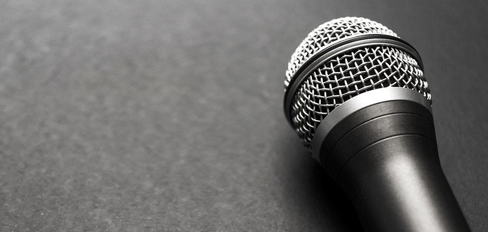 calibrar micrófono profesional
