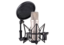 microfono de estudio