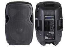 Sistemas sonido PA Portátiles