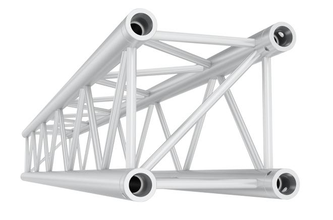 Truss de aluminio de conexión cónica JTE30 Quatro de JTE