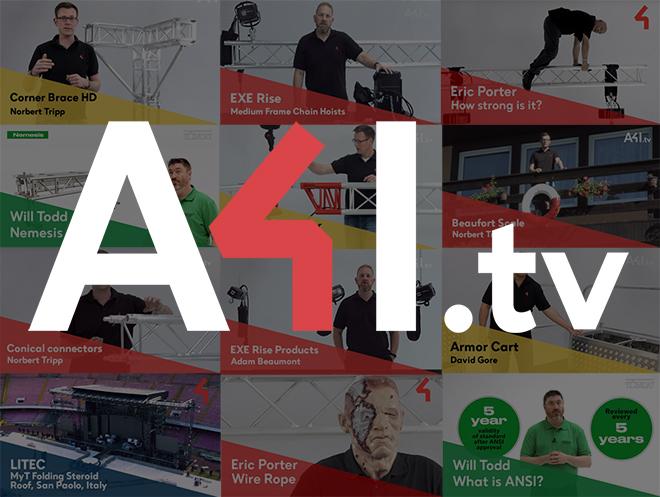 El portal web de A4i.tv con más de 20.000 profesionales