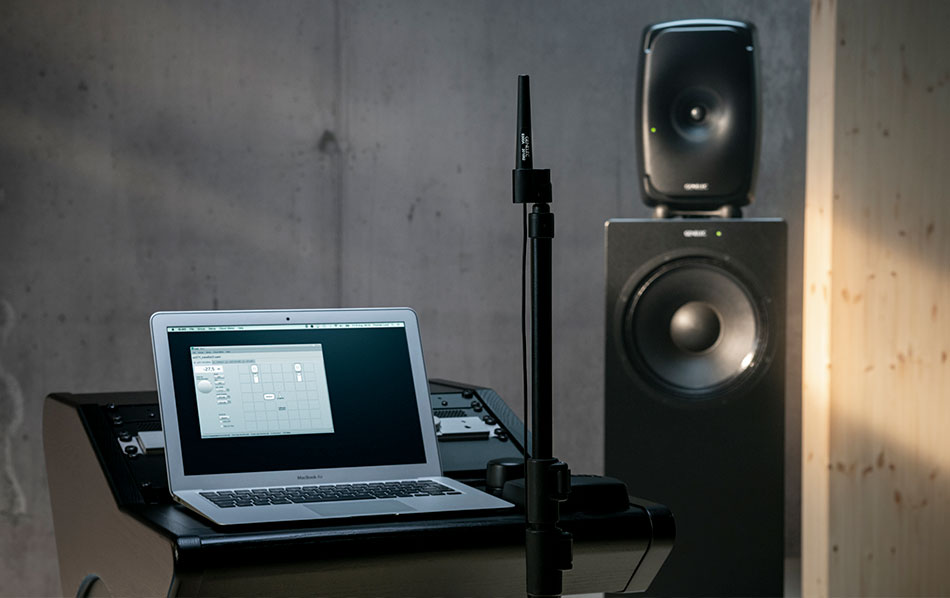 monitores coaxiales de tres vías