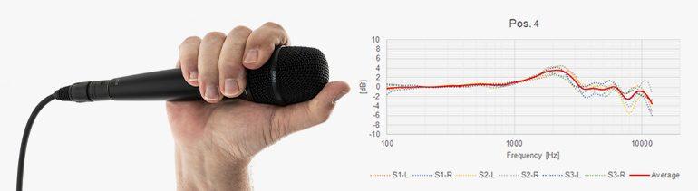 micrófono vocal