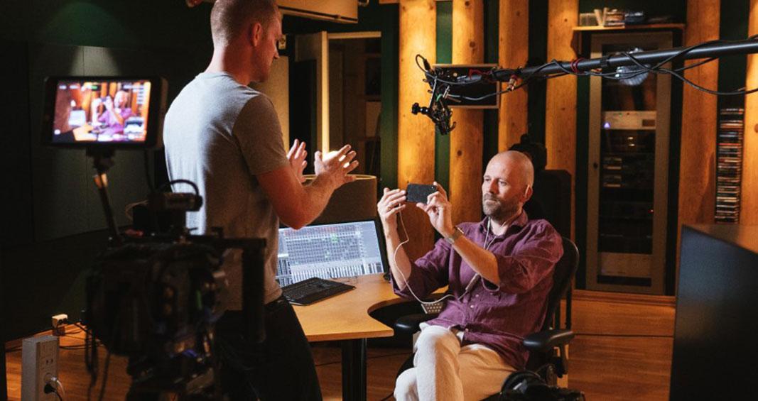 videos de sonido profesional Pro Talk series
