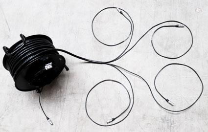 Cables de datos de Cordial para directo e instalaciones fijas