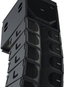 Equipos de sonido Line Array