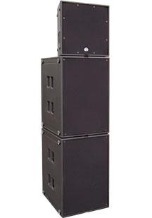 sistemas de sonido profesional para Dj's
