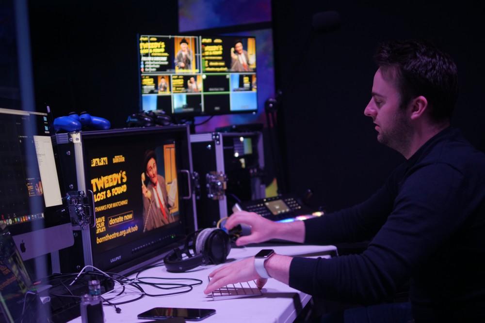 equipos audiovisuales