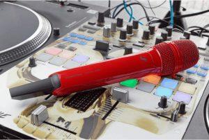 Micrófonos de sonido con sistema Digital 6000