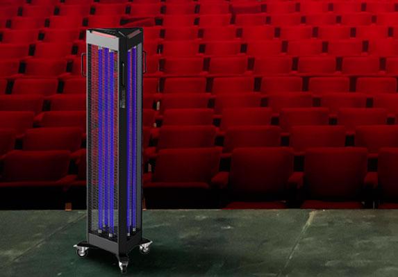 Soluciones ultravioleta UV-C