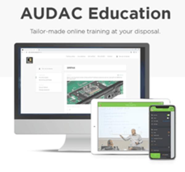plataforma educativa AUDAC II