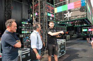 Formación para técnicos de eventos en directo