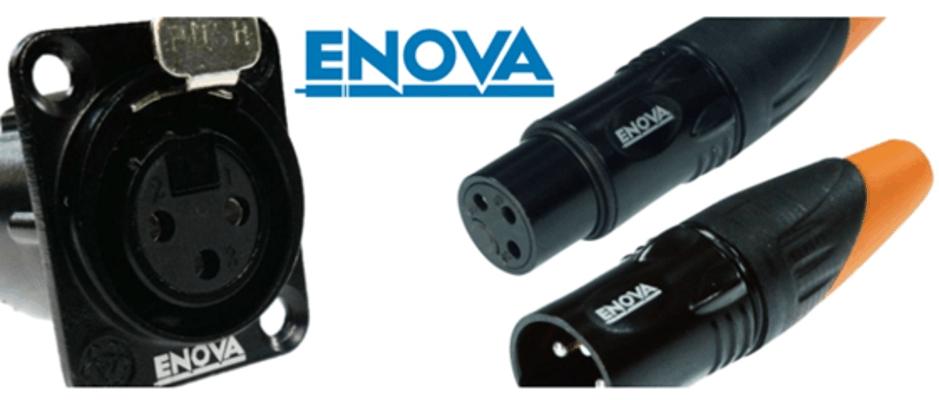 Conectores y cables de ENOVA