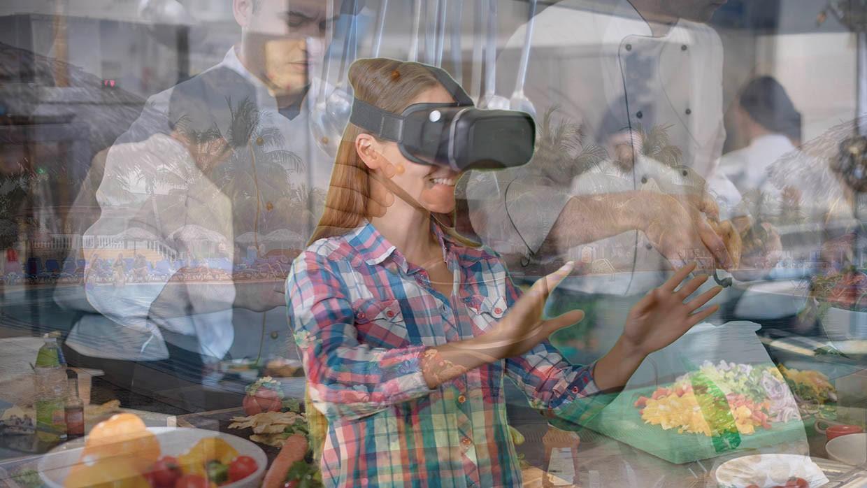 Experiencias audiovisuales sensoriales para el cliente