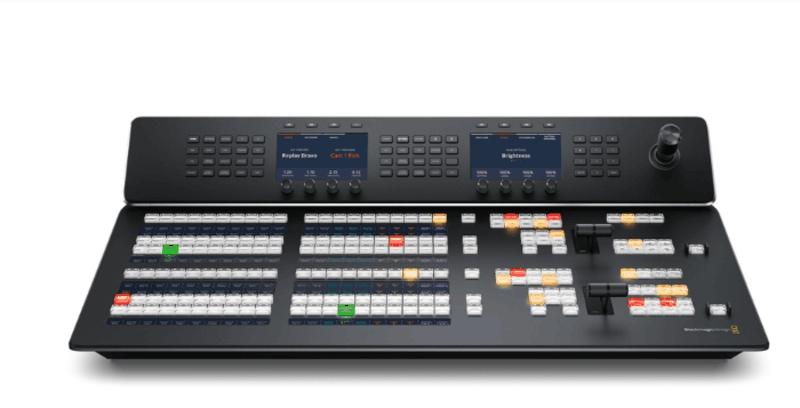ezcladores de producción en directo ATEM