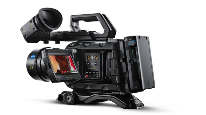 cámara cinematográfica digital URSA Mini Pro 12K 1