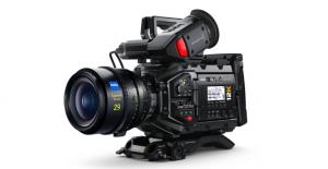 cámara cinematográfica digital URSA Mini Pro 12K